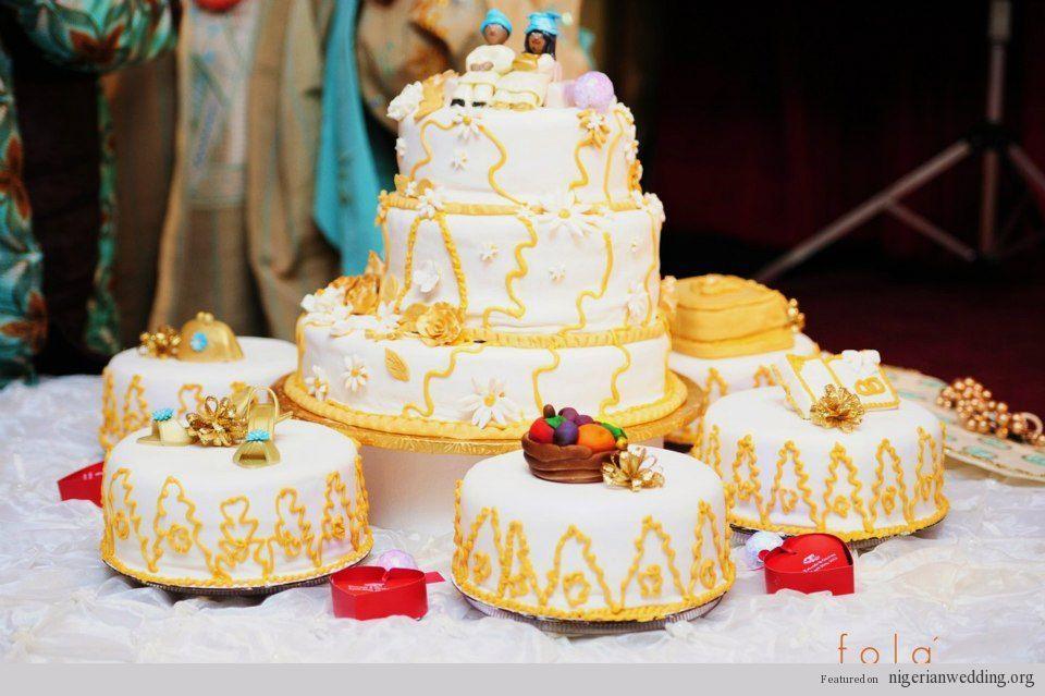 Nigerian Wedding Cakes | CAKES | Pinterest | Nigerian weddings ...