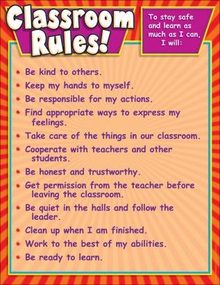 Classroom Rules! Chart   Work   Pinterest   Of, Money and Charts