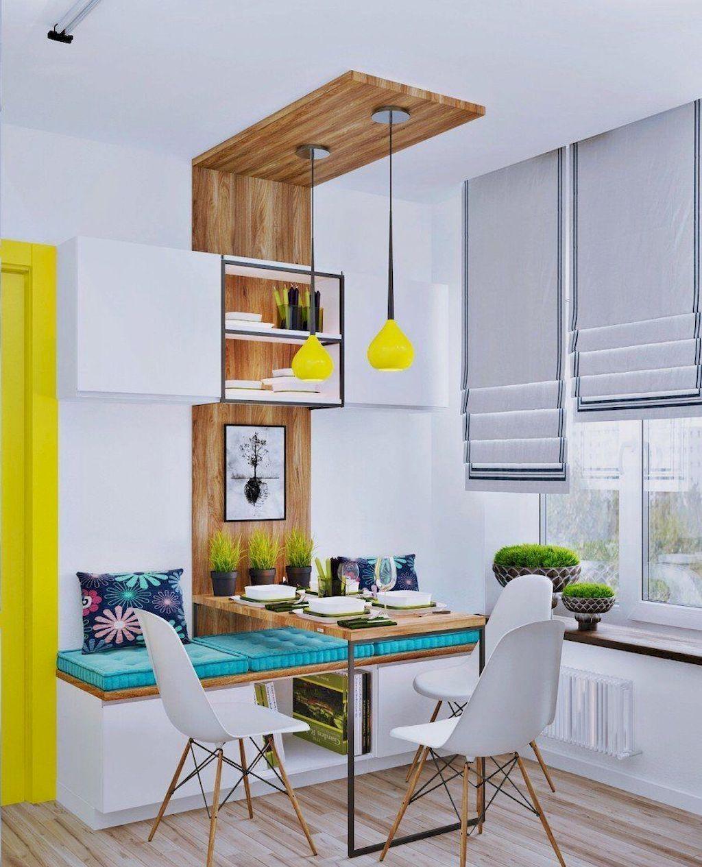 75 Beautiful Small Dining Room Design Ideas - spaciroom ...