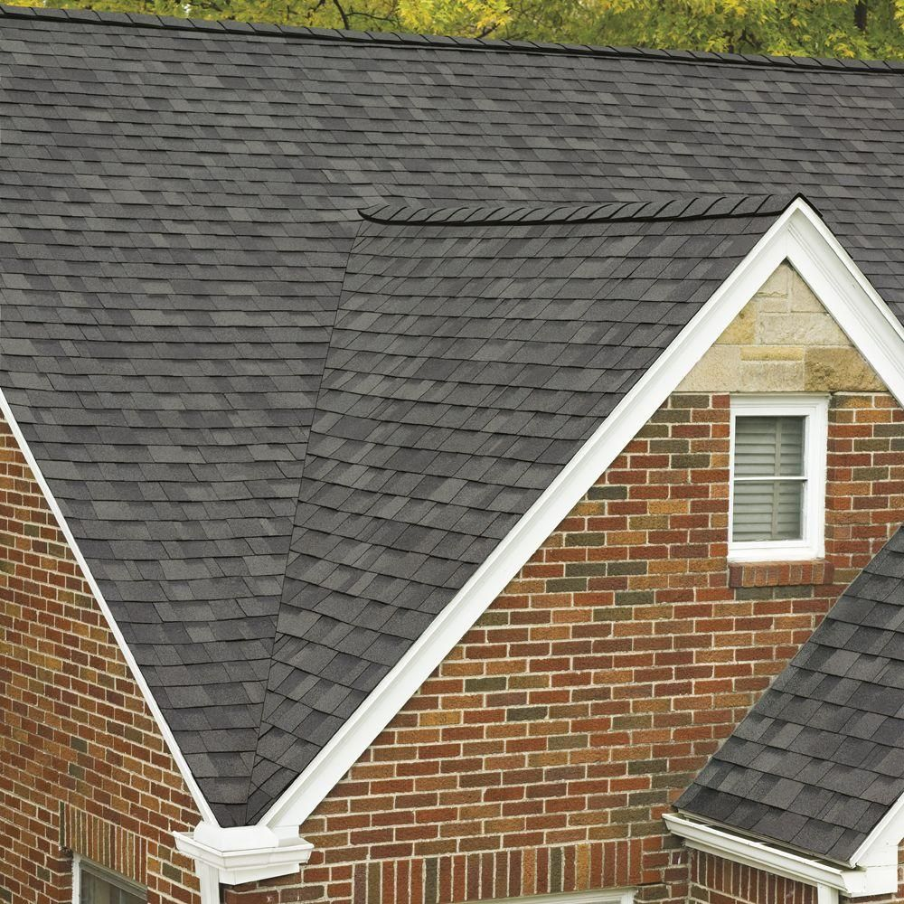 Best Owens Corning Oakridge Ar Estate Gray Laminate Shingles 400 x 300