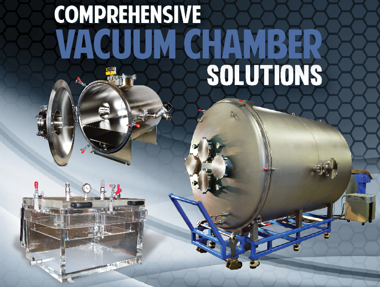 LACO Technologies builds quality vacuum chambers optimized for the production user. Designed, manufactured and tested to the highest standards, LACO Chambers will withstand the rigors of constant cycling, year in and year out.  #vacuumchamber #vacuumchambers