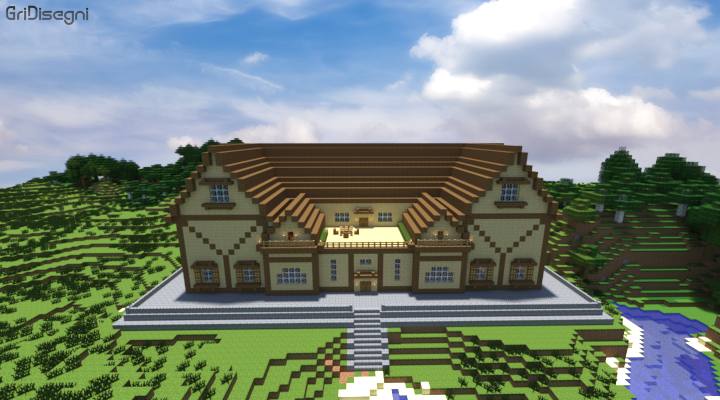 Fotos de minecraft casas google search minecraft arely for Casas modernas no minecraft