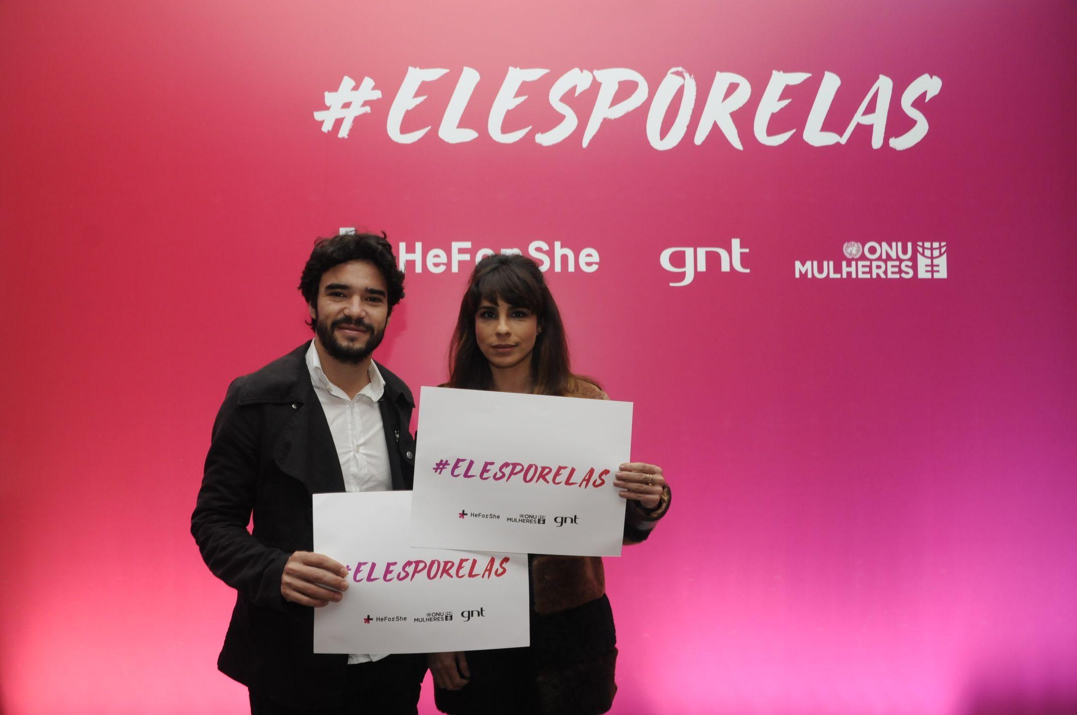 Eles por nós: campanha por igualdade de gêneros chega ao Brasil #HeForShe