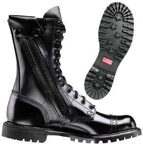 a80581d9a88 Corcoran 10 Leather Side Zipper Field Boot with Lug Outsole# 985 7.5 ...