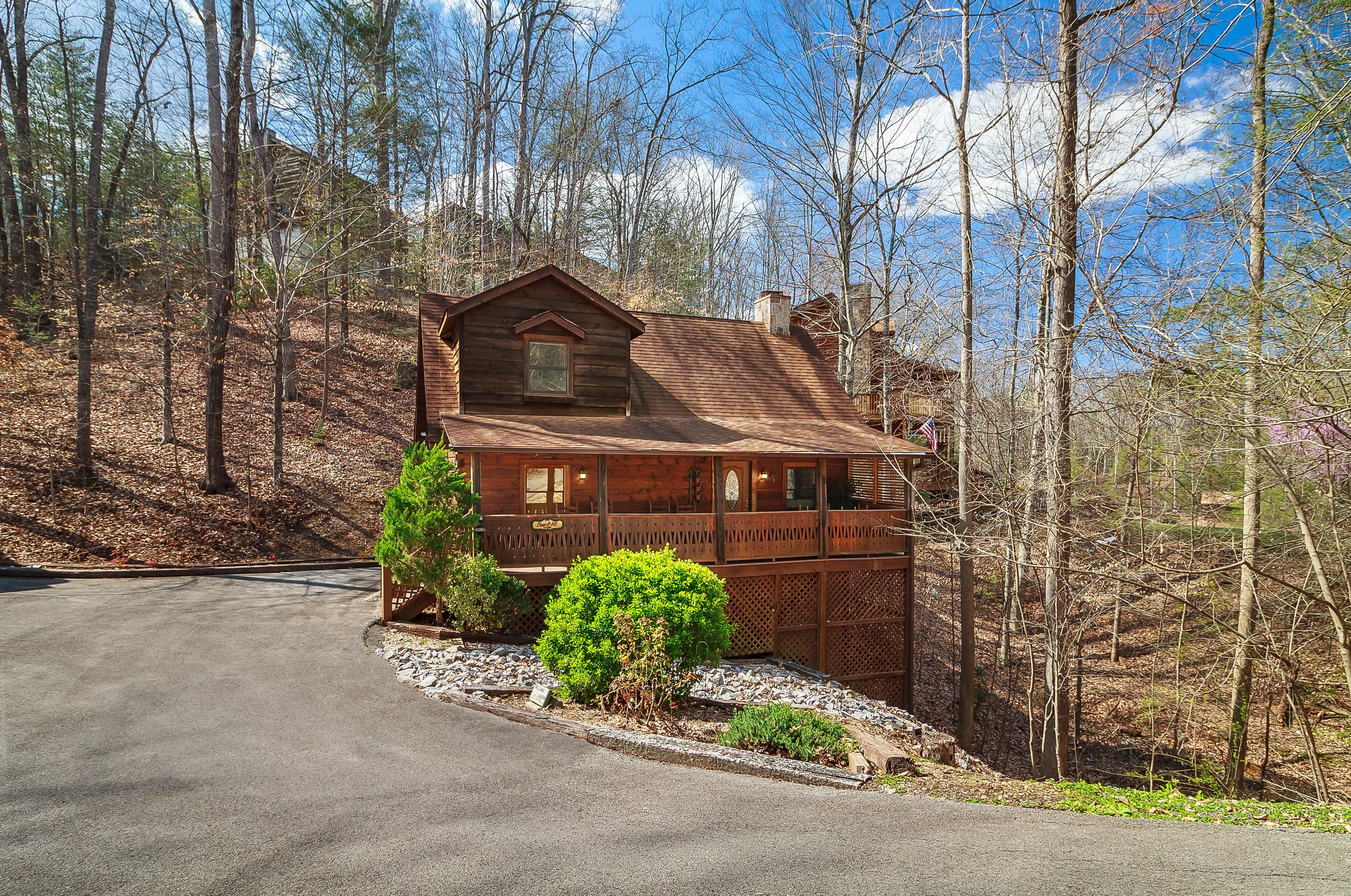 of cabins gatlinburg bedroom forge tn cabin rentals gallery pigeon starry inspirational tennessee in nights rental