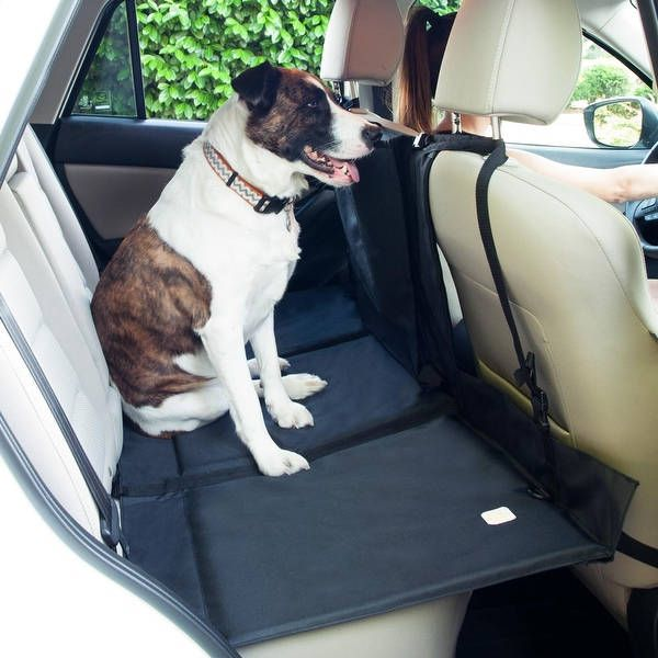 Frontpet Backseat Pet Bridge Ideal For Trucks Suvs And