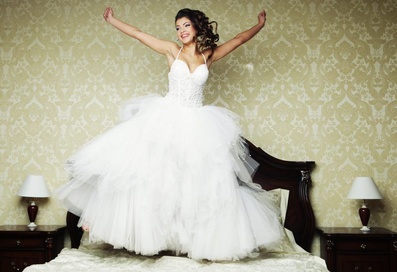 5 Natural Ways To Boost Your Mood Bride Wedding Wedding Dresses