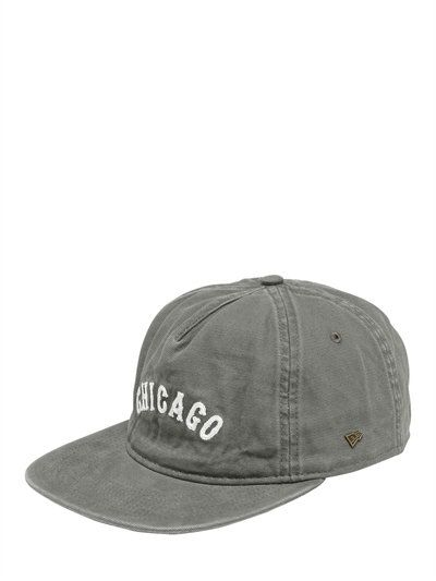 NEW ERA CHICAGO 9FIFTY THE VETERAN A-FRAME HAT 040d8488767