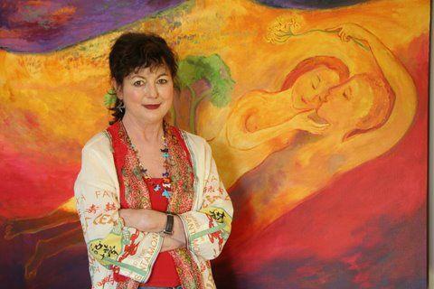 Jane Evans, New Zealand artist