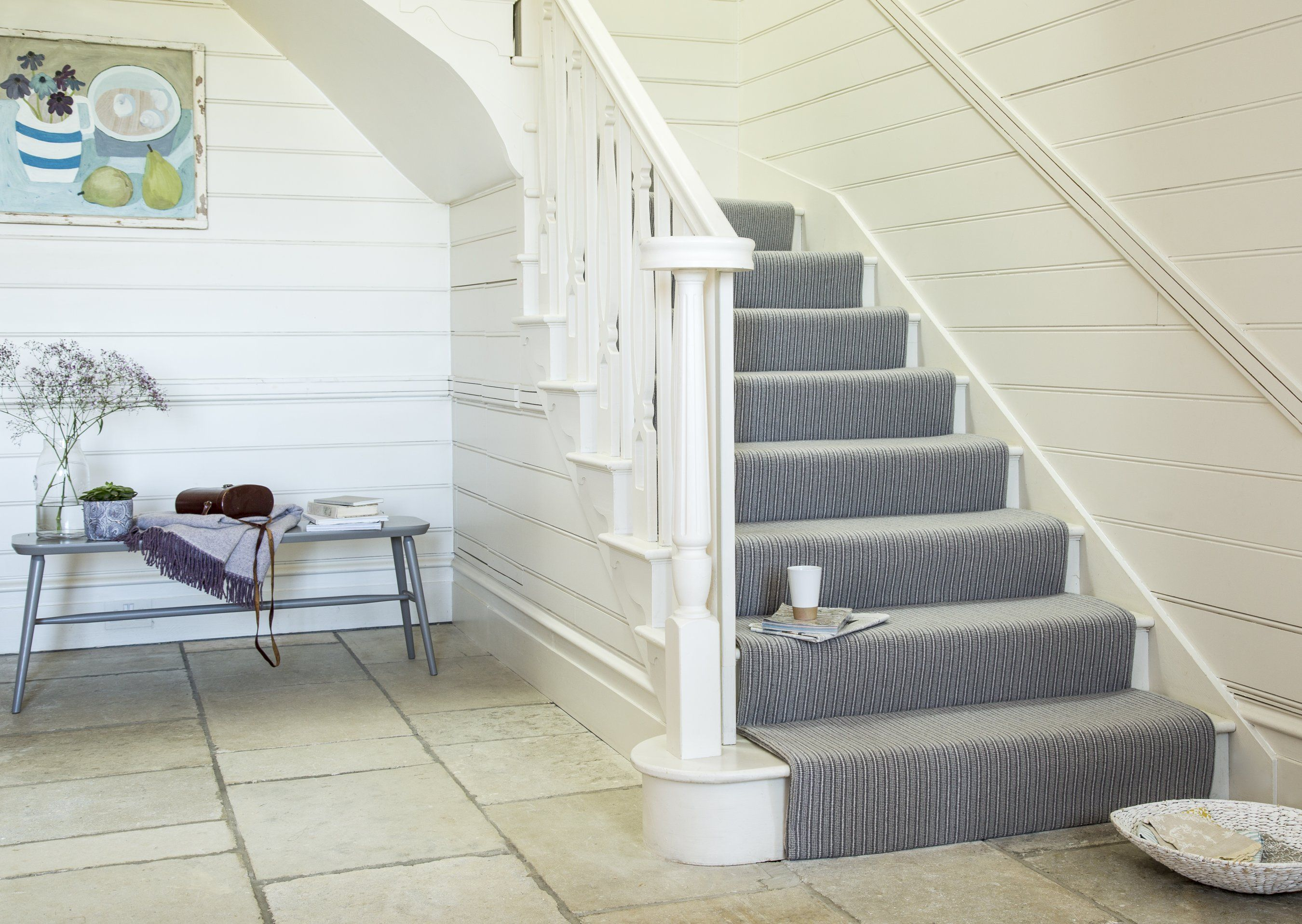 Best Halls Stairs And Landings Are High Traffic Areas And Need 400 x 300