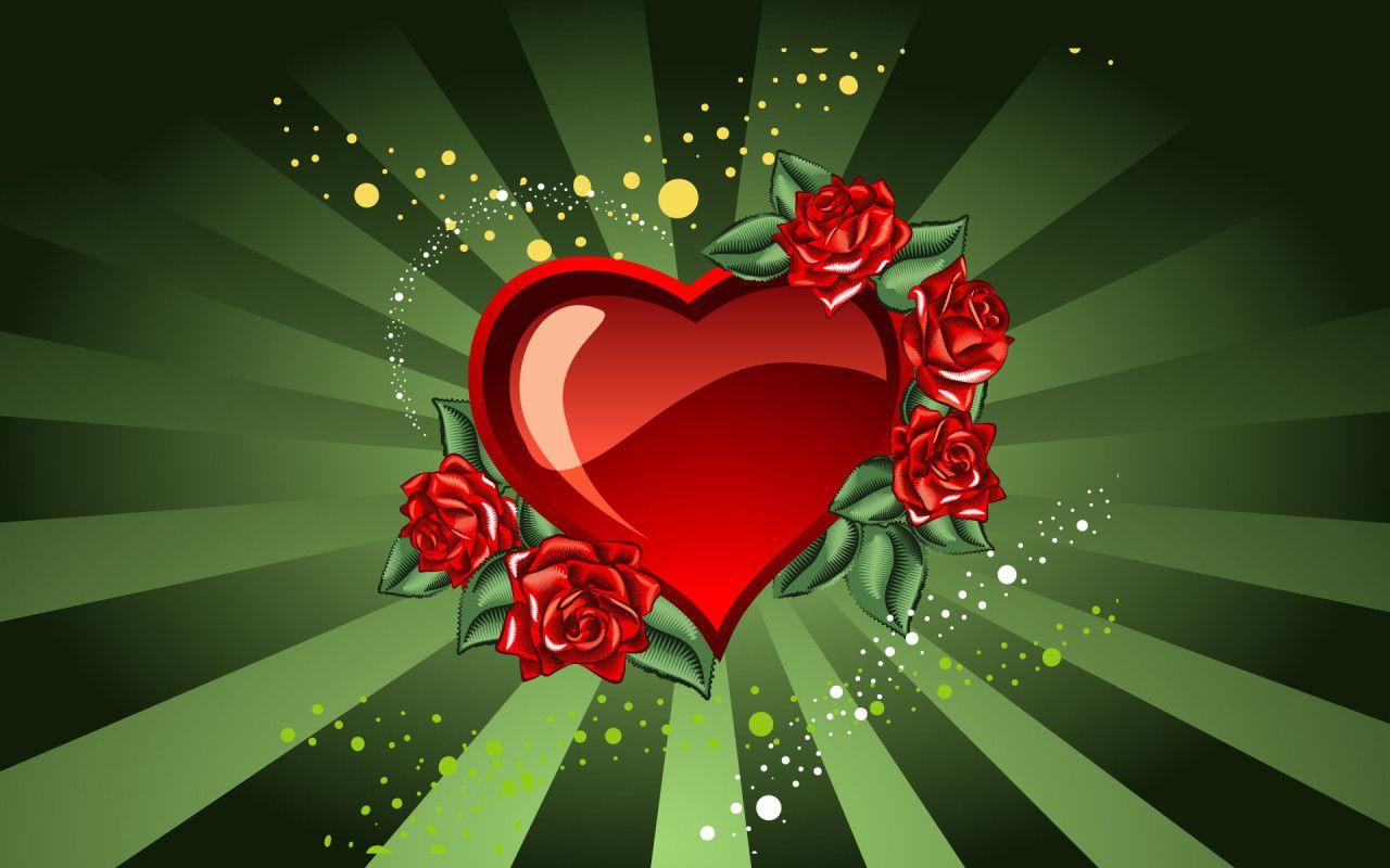A Day For Love Valentines Wallpaper Heart Wallpaper Love Wallpaper