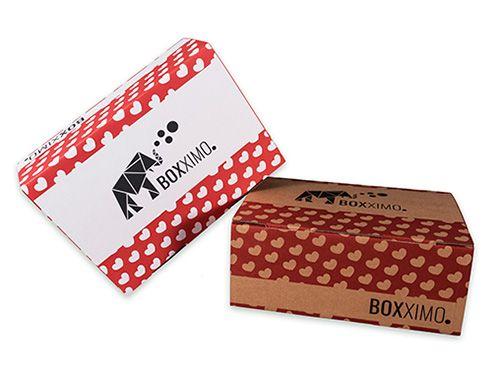 Transportverpackung S - Bild 1 - im Verpackung Shop Boxximo kaufen. Unsere große Auswahl an Verpackungen bieten den richtigen Karton für jede Gelegenheit. Bei www.boxximo.de lässt sich jede Verpackung individuell gestalten ab einer Auflage von 1 Stück online bedrucken.   Transportverpackung S - Innenmaße: 245mm x 160mm x 95mm (Länge x Breite x Höhe)