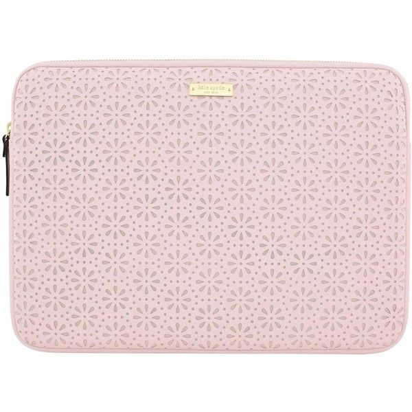 on sale f1530 d7bca Kate Spade New York New York Perforated Laptop Sleeve Carry Case For ...