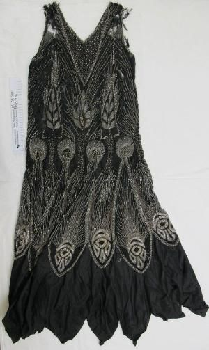 1920\'s beaded evening dress by Dusty_Modzel | Vintage with Style ...