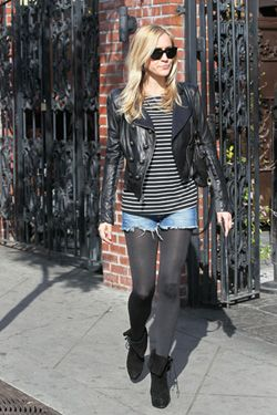 1ba3057ed8b4b Kristin Cavallari's edgy maternity style- try this look earlier on in the  pregnancy ;P