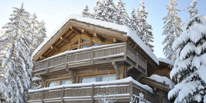 Chalet Eden: An Elegant Ski Chalet In CourchevelChalet Eden Is An Elegant  Ski Chalet Located In Courchevel, In The French Alps. The Chalet Sleeps Uu2026