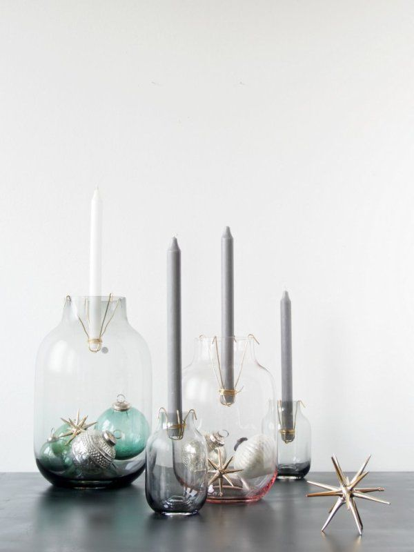 Transform your vases into votives  House Doctor got the perfect DIY recipe