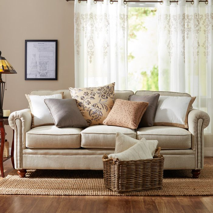 Three Posts Caroll Living Room Collection By Serta Upholstery Part 47