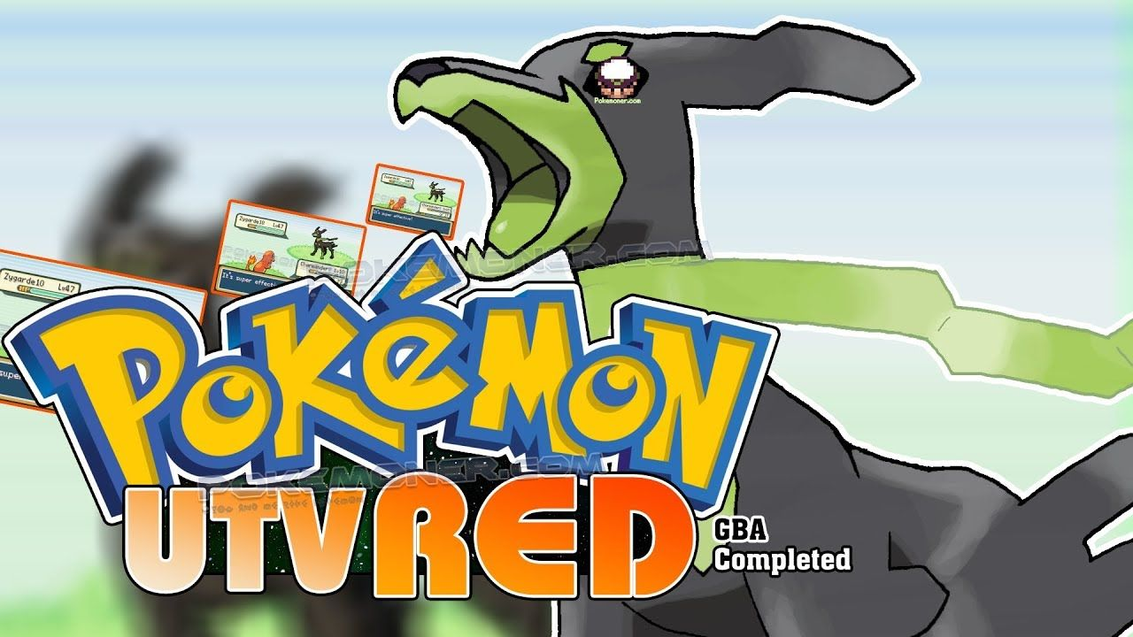 https://youtu.be/LPJjSNkY864 [GBA] Pokemon UTV Red Completed - Just A  Feature Hack but Very Difficult Cheat - Pokemoner.com