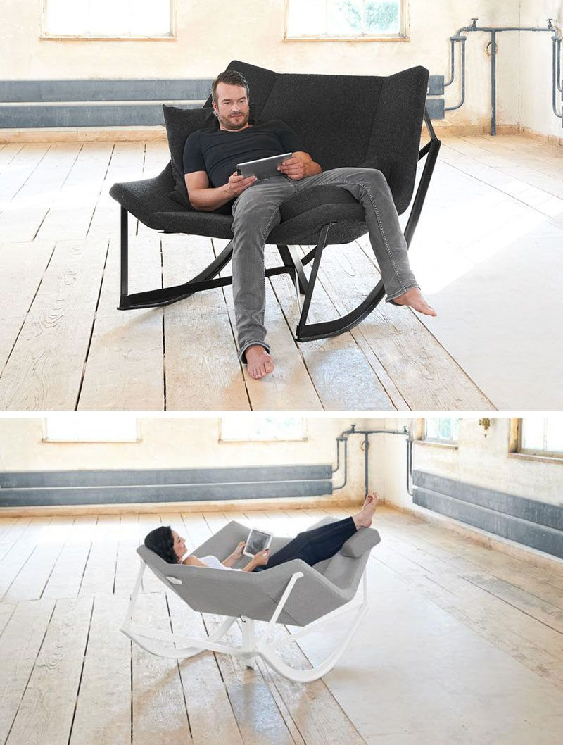 12 Comfy Chairs That Are Perfect For Relaxing In Comfy Chairs Desk Chair Comfy Rocking Chair