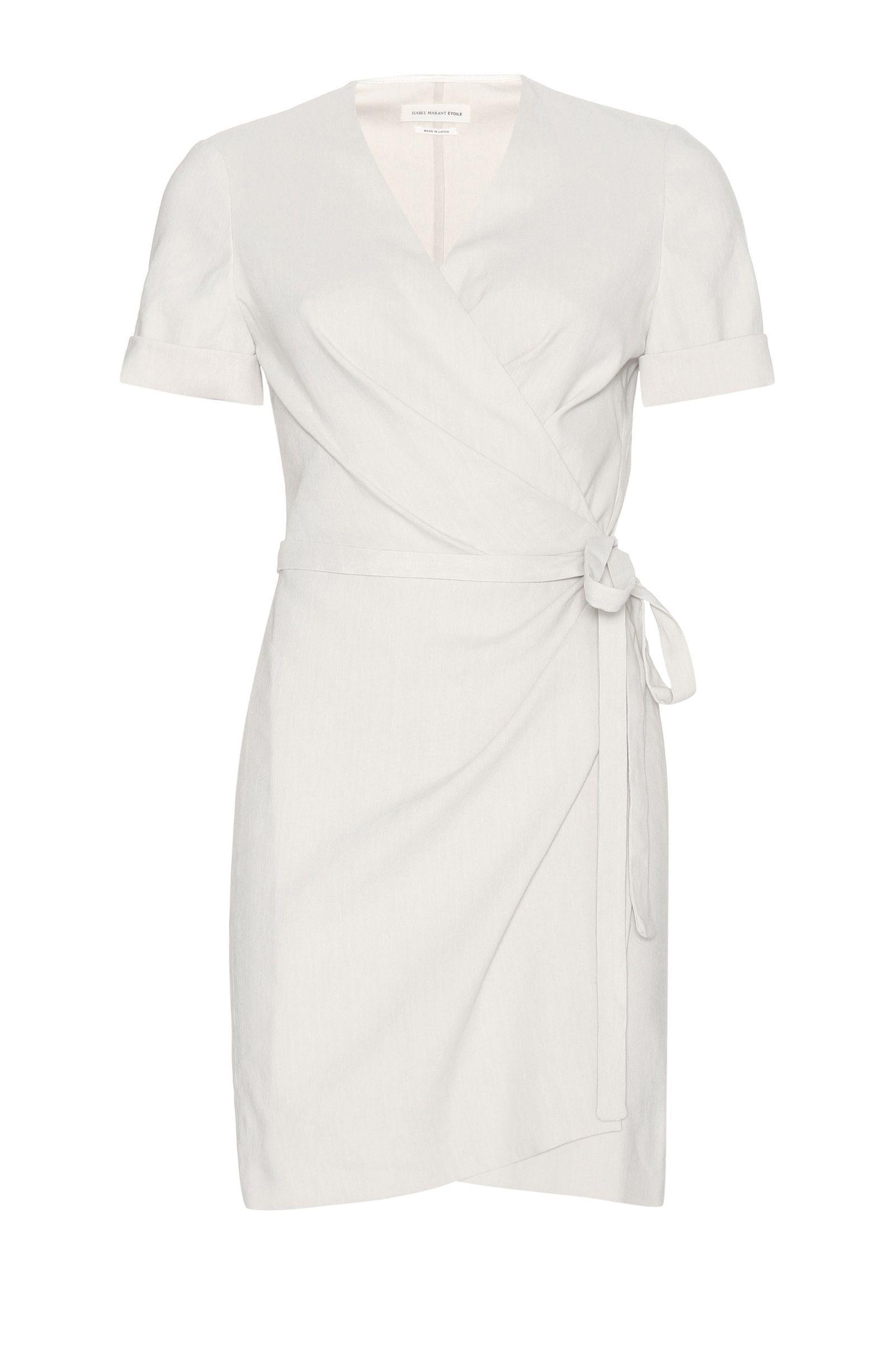 16 Wrap Dresses That Will Take Your Summer Wardrobe To The Next Level Wrap Dress Wrap Around Dress Refashion Clothes [ 2400 x 1600 Pixel ]