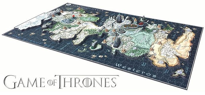 detailed map of westeros game of thrones, crown lands map game of thrones, google map game of thrones, on game of thrones 3d map westeros puzzle