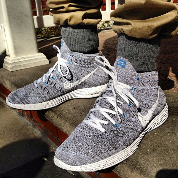 Nike Flyknit Chukka HTM - Kevin Robies