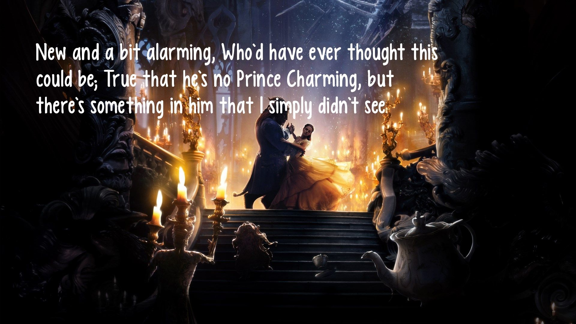 BEauty and the beast 2017 movie quotes | Movie Quotes ...