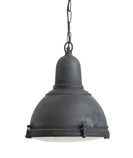 Nordal Industrie Hängelampe Sub Schwarz Lampen