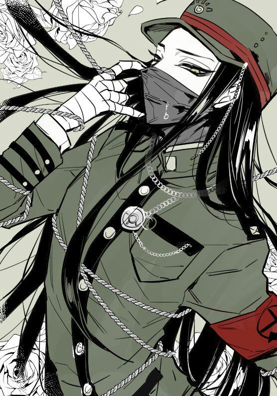 Korekiyo Danganronpa Kawaii Anime Anime Wallpaper