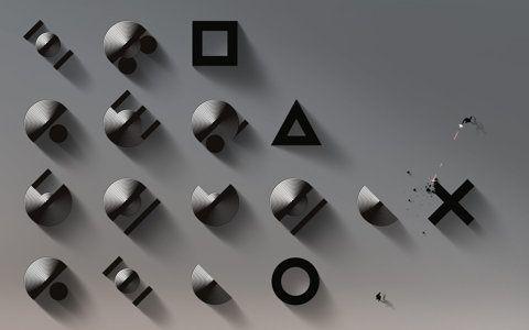 Serragem - Trabalho, Playstation