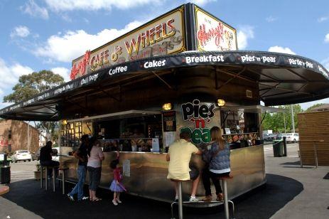 Harry S Cafe De Wheels Discover Parramatta Breakfast Coffee Cake Breakfast Pie Cafe