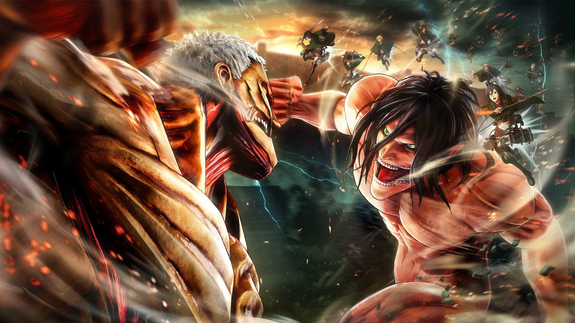 Attack On Titan Wallpaper 4k Desktop Luxury Attack Titan Wallpapers Top Free Attack Titan Of In 2020 Attack On Titan Episodes Attack On Titan Season Attack On Titan 2