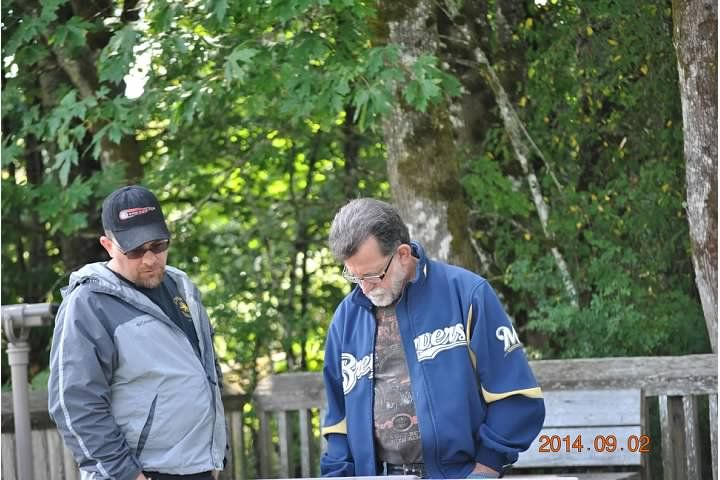 Karl and Michael September 2014 in Washington State