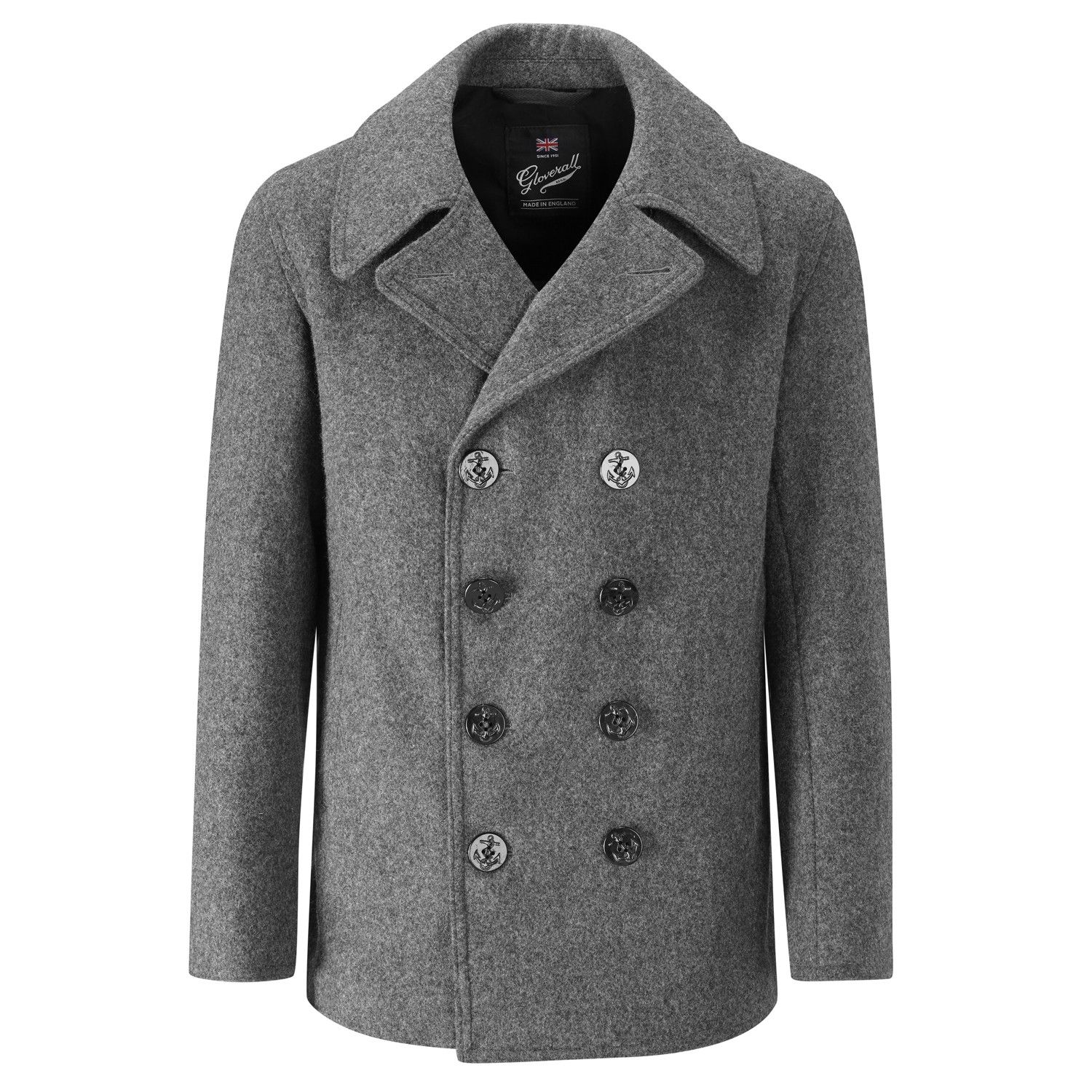 Authentic British Mens and Womens Ladies Duffle Coats