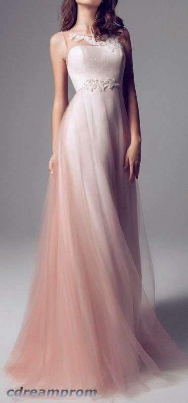 chiffon prom dress prom gown evening dresses