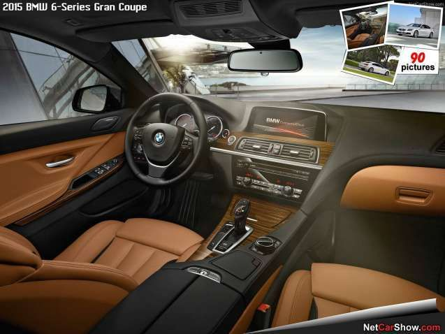 2018 Bmw 6 Series Gran Coupe Interior Inspirational 2015 Pictures Information Specs