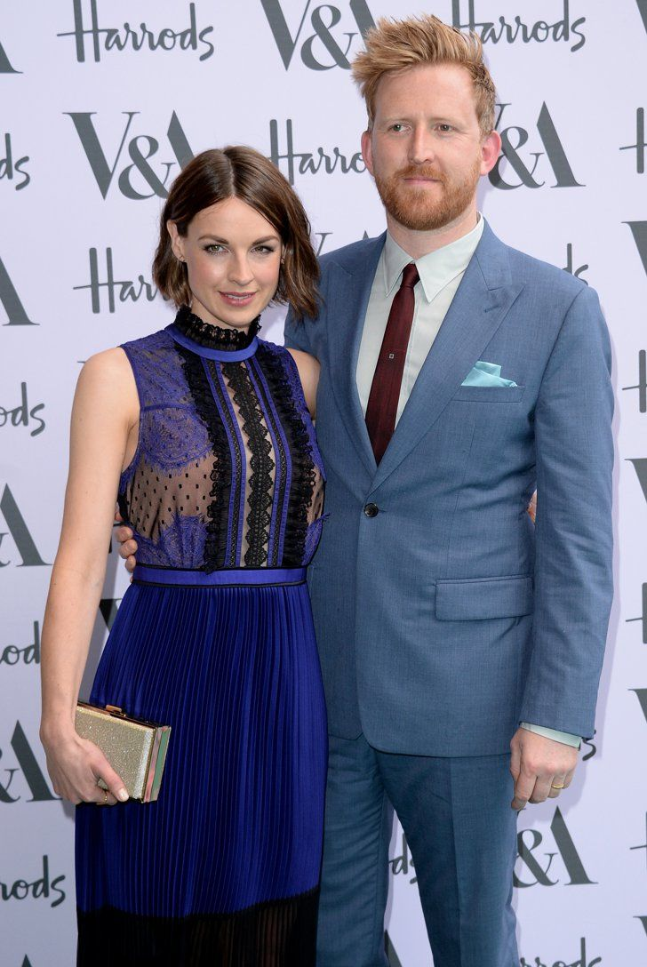 Pin for Later: Kate and Kylie Lead the Charge at the V&A Summer Party Jessica Raine and Tom Goodman-Hill