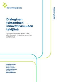 Raportissa esitellään tutkimusohjelman taustana oleva teoreettinen keskustelu, sen pohjalta johdetut tutkimuskysymykset ja osatutkimukset sekä tutkimuksen toteutustapa.