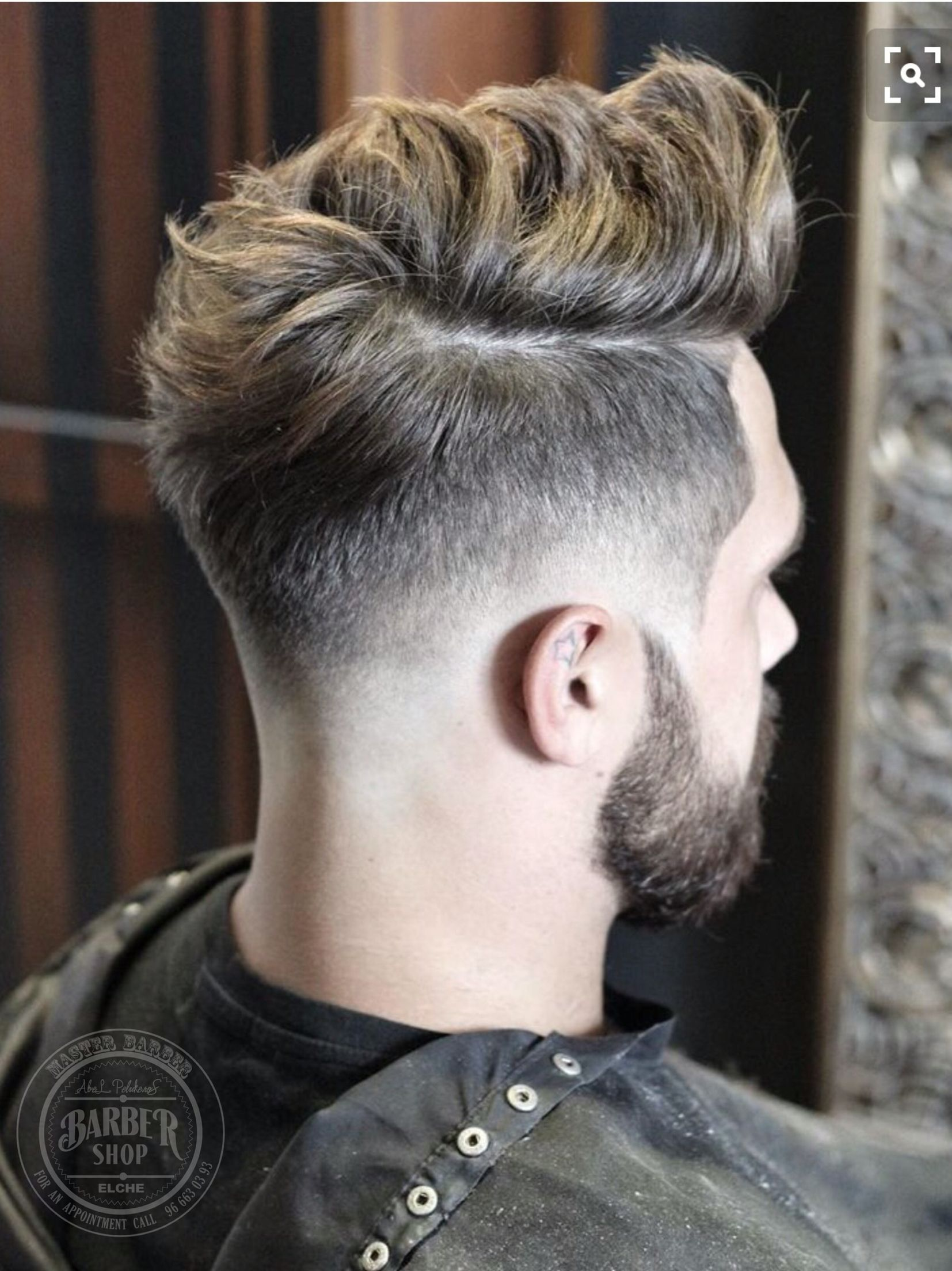 New style haircuts for men conceito em barbearia capitaomustacheclub capitao mustache