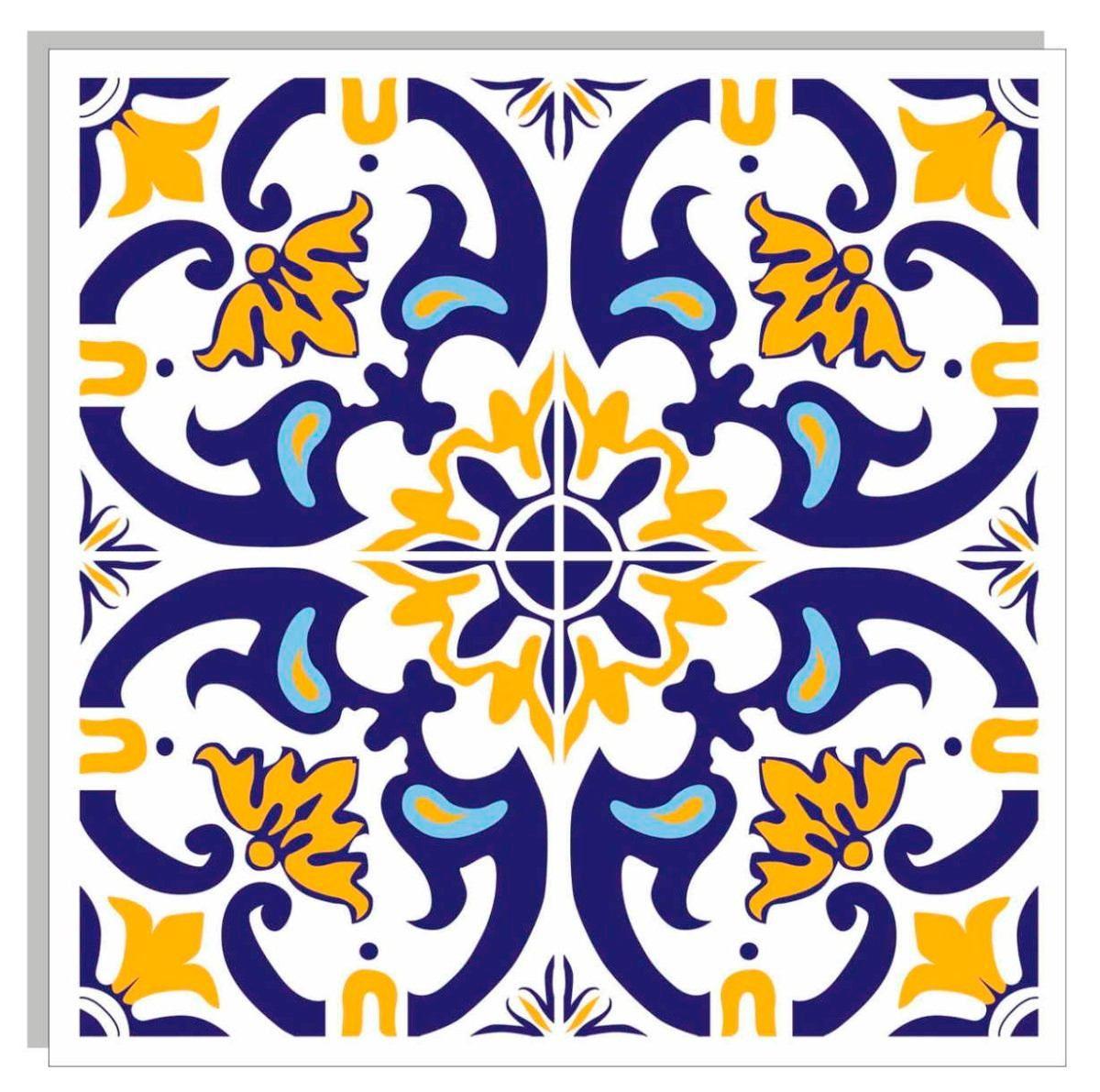 Azulejo ladrilho hidr ulico azulejos pinterest - Azulejos y baldosas ...