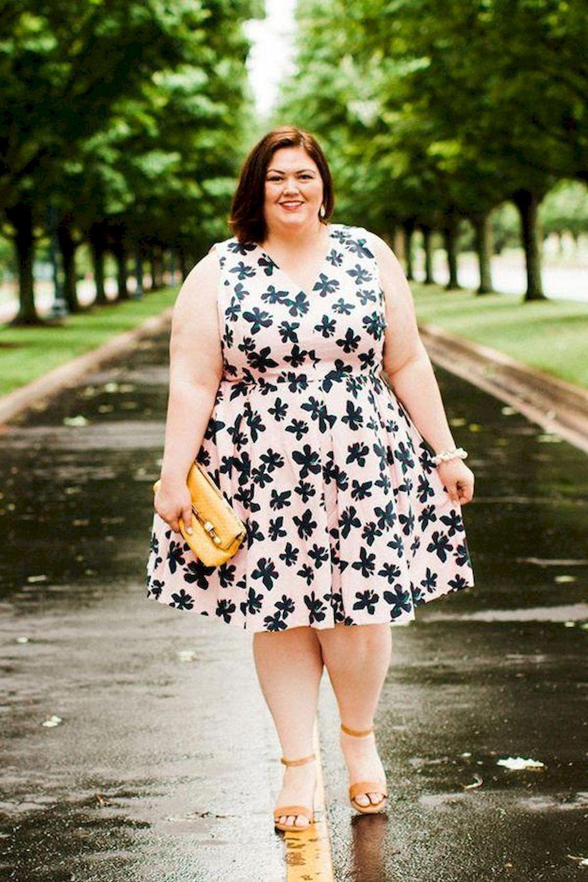 f6d0ea14245 Gorgeous 80 Awesome Plus Size Summer Outfits Ideas source    https   trendingofashion.