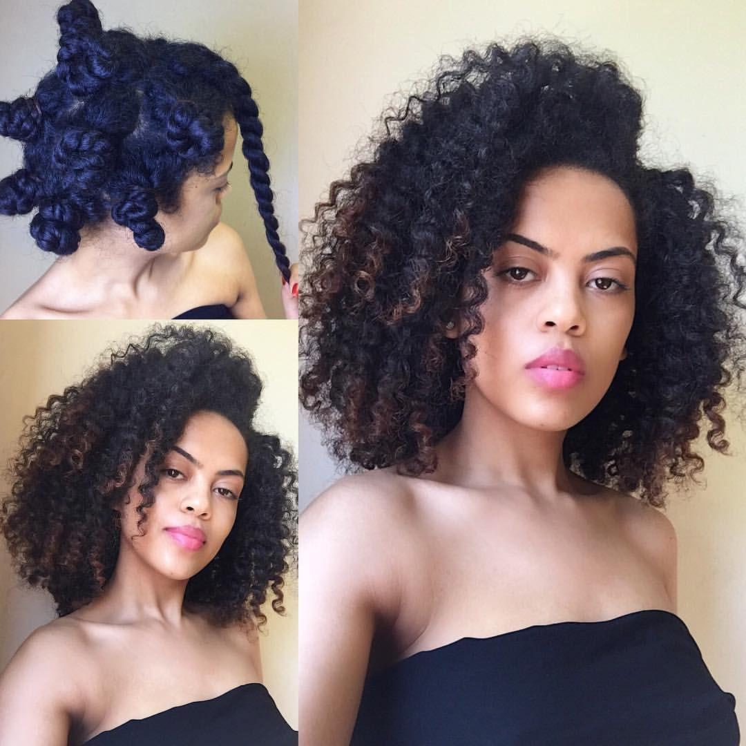 Fluffy Curls Hair Naturalhair Curlyhair Bantuknot Teamnatural Natural Curly Hair Styles Summer Hair Color Hair Styles