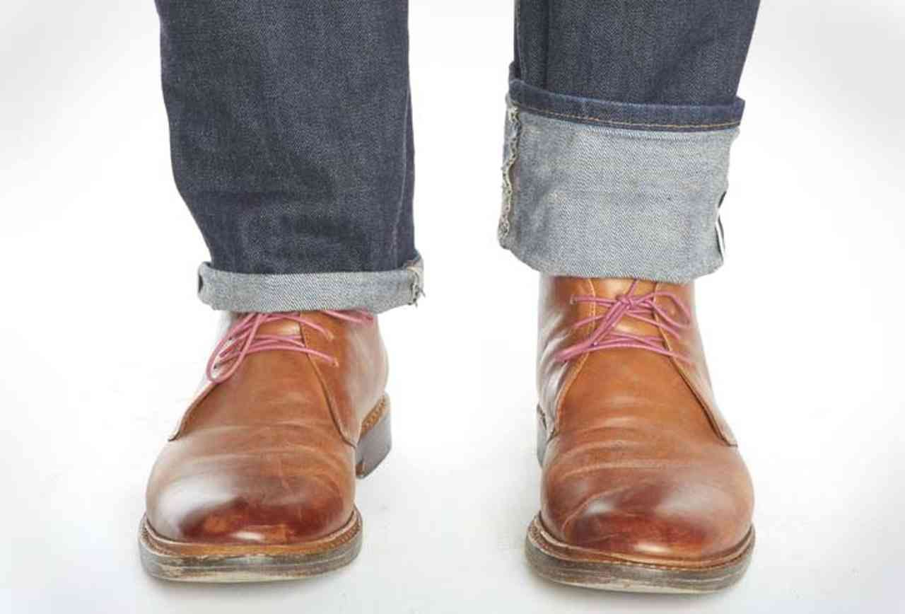 how to cuff pants that are too long