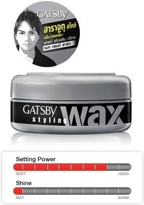 Gatsby Hair Styling Wax Matt Hard 25g Grey This Is An Amazon Affiliate Link You Can Get Additional Details At The Image Gatsby Hair Hair Pomade Hair Styles
