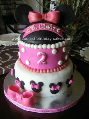 Pin by Stephanie Simonds on girl birthday cakes Pinterest