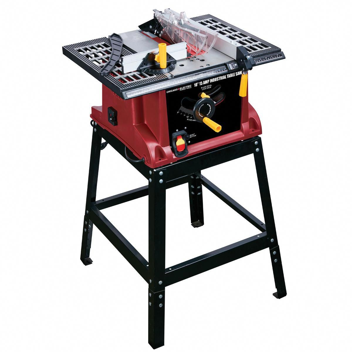 Setting Up Shop Hand Power Tools Benchtop table saw
