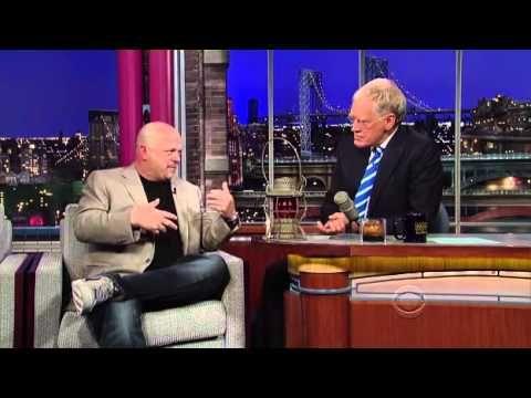 David Letterman -_- Rick Harrison - 2011.05.04