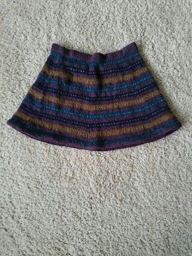 Pige nederdel