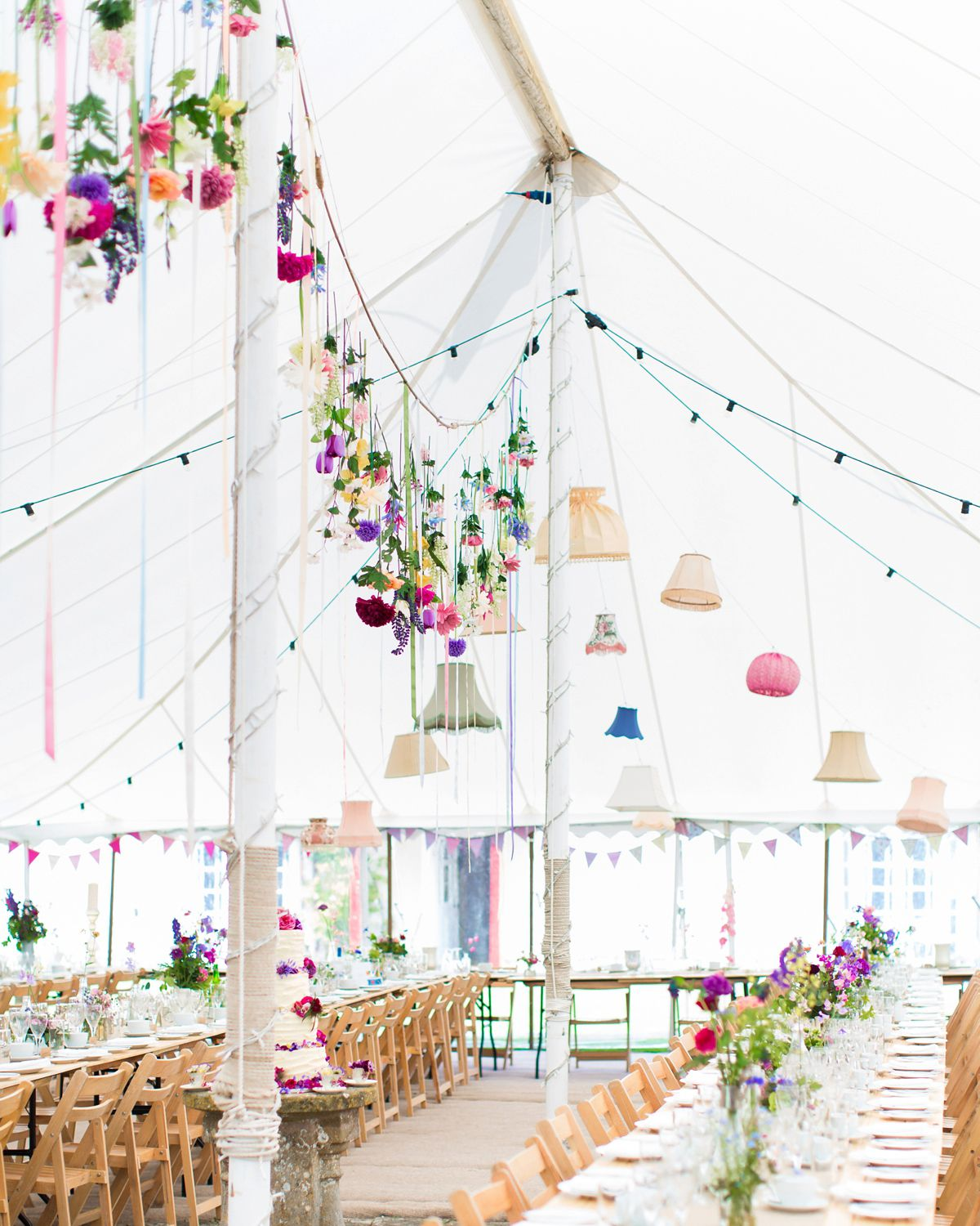 Outdoor Wedding Ceremony Tent: 15 Magical Tent Decor Ideas For An Outdoor Wedding
